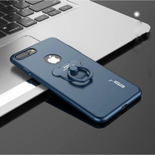 coque bleue pour iPhone 7