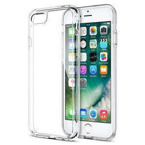 coque téléphone Apple en plastique souple